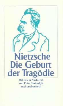 Friedrich Nietzsche: Die Geburt der Tragödie aus dem Geiste der Musik, Buch