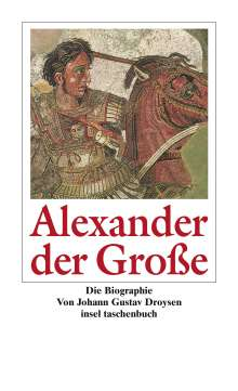 Johann Gustav Droysen: Alexander der Große, Buch