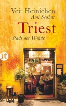 Veit Heinichen: Triest, Buch