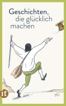 Geschichten, die glücklich machen, Buch