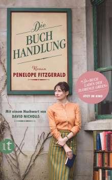 Penelope Fitzgerald: Die Buchhandlung, Buch