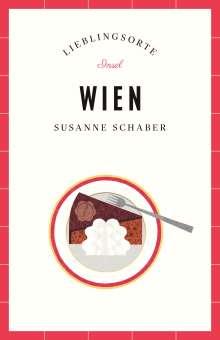 Susanne Schaber: Wien - Lieblingsorte, Buch