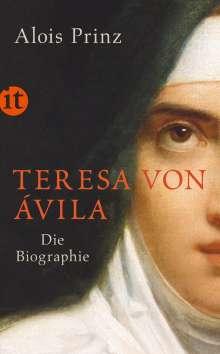 Alois Prinz: Teresa von Ávila, Buch
