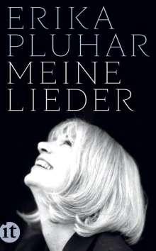 Erika Pluhar: Meine Lieder, Buch