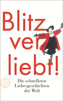 Blitzverliebt!, Buch