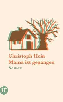 Christoph Hein: Mama ist gegangen, Buch