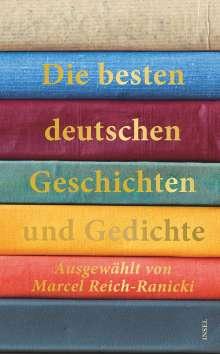 Die besten deutschen Geschichten und Gedichte, Buch