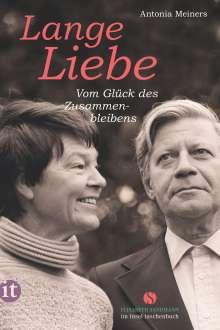 Antonia Meiners: Lange Liebe, Buch