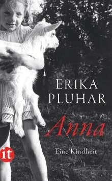 Erika Pluhar: Anna, Buch
