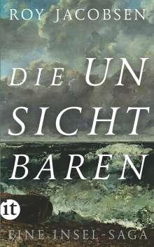 Roy Jacobsen: Die Unsichtbaren, Buch