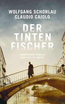 Wolfgang Schorlau: Der Tintenfischer, Buch