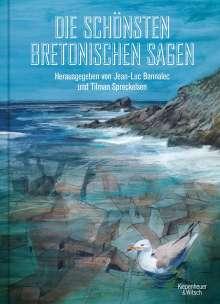 Jean-Luc Bannalec: Die schönsten bretonischen Sagen, Buch