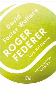 David Foster Wallace: Roger Federer, Buch