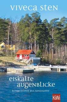 Viveca Sten: Eiskalte Augenblicke, Buch