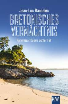Jean-Luc Bannalec: Bretonisches Vermächtnis, Buch
