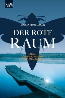 Roman Voosen: Der rote Raum, Buch