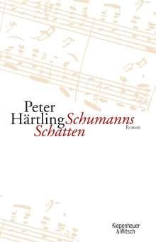 Peter Härtling: Schumanns Schatten, Buch