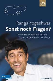 Ranga Yogeshwar: Sonst noch Fragen?, Buch