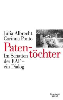 Julia Albrecht: Patentöchter, Buch