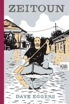 Dave Eggers: Zeitoun, Buch