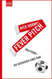 Nick Hornby: Fever Pitch, Buch