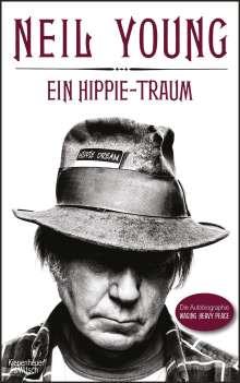 Neil Young: Ein Hippie-Traum, Buch