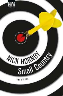 Nick Hornby: Small Country, Buch
