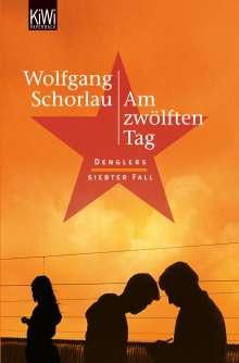 Wolfgang Schorlau: Am zwölften Tag, Buch