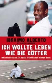 Ibraimo Alberto: Ich wollte leben wie die Götter, Buch