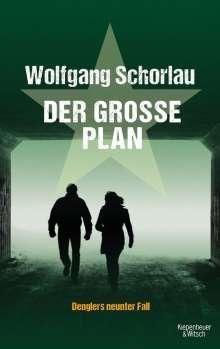 Wolfgang Schorlau: Der große Plan, Buch