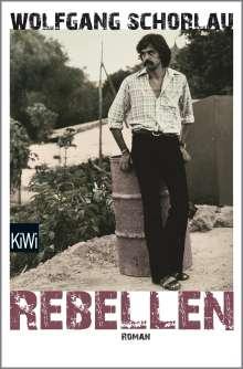 Wolfgang Schorlau: Rebellen, Buch