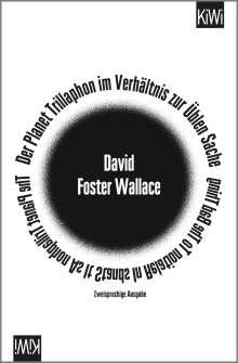 David Foster Wallace: Der Planet Trillaphon im Verhältnis zur Üblen Sache, Buch