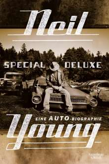 Neil Young: Special Deluxe, Buch