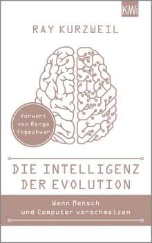 Ray Kurzweil: Die Intelligenz der Evolution, Buch