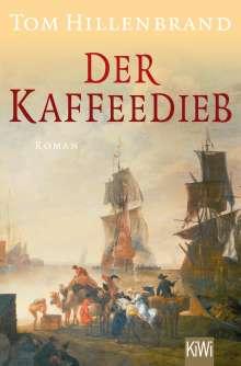 Tom Hillenbrand: Der Kaffeedieb, Buch