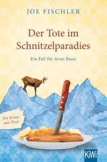 Joe Fischler: Der Tote im Schnitzelparadies, Buch