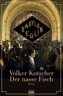 Volker Kutscher: Der nasse Fisch - Filmausgabe, Buch