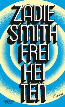Zadie Smith: Freiheiten, Buch