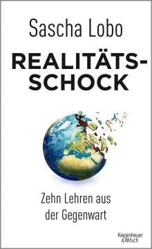 Sascha Lobo: Realitätsschock, Buch