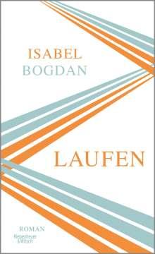 Isabel Bogdan: Laufen, Buch