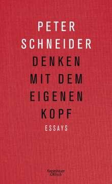 Peter Schneider: Denken mit dem eigenen Kopf, Buch