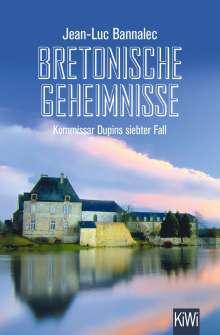 Jean-Luc Bannalec: Bretonische Geheimnisse, Buch