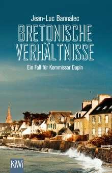 Jean-Luc Bannalec: Bretonische Verhältnisse, Buch
