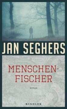 Jan Seghers: Menschenfischer, Buch