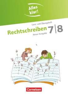 Toka-Lena Rusnok: Alles klar! Deutsch 7./8. Schuljahr. Rechtschreiben, Buch