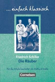 Friedrich Schiller: Die Räuber, Buch