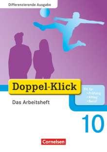Grit Adam: Doppel-Klick - Differenzierende Ausgabe. 10. Schuljahr. Das Arbeitsheft Plus, Buch