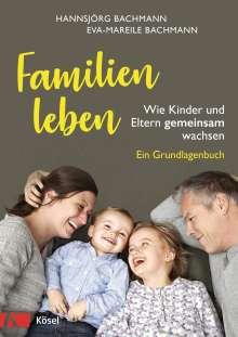 Hannsjörg Bachmann: Familien leben, Buch