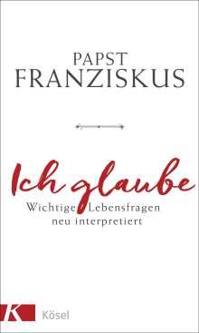 Papst Franziskus: Ich glaube, Buch