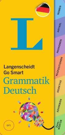 Langenscheidt Go Smart Grammatik Deutsch - Fächer, Buch